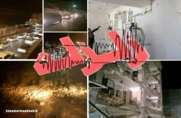 احتمال خاموشی در مناطق زلزلهزده استان کرمانشاه