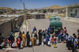۲۰۰ روستای کرمانشاه امسال آبرسانی میشوند