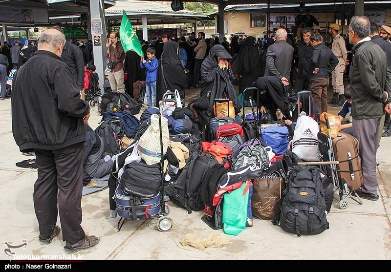 قیمت بلیت مهران به تهران به نفری ۵۰۰ هزار تومان رسید!!