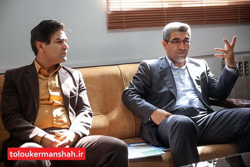 گلایه معاون استاندار کرمانشاه از پاسخگو نبودن مدیران به رسانهها