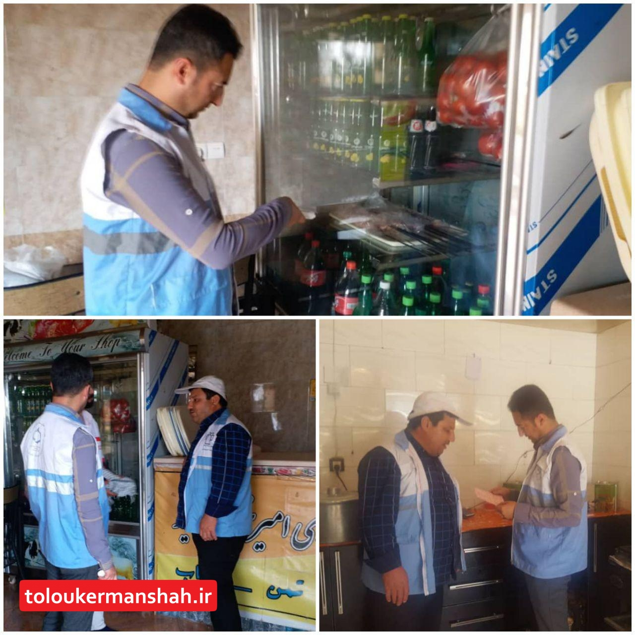 تشدید نظارت های بهداشتی محیط در برنامه اربعین حسینی(ع)