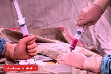 خواهر ۹ ساله اولین کودک اهدا کننده سلول بنیادی در غرب کشور