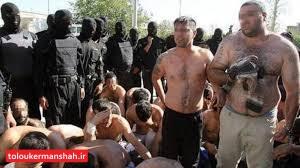دستگیری ۲۸ مجرم و شرور سابقه دار در کرمانشاه/پاکسازی یکی از شهرک های حاشیه ای