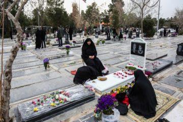 ممنوعیت ورود مردم به آرامستان ها امکان پذیر نیست