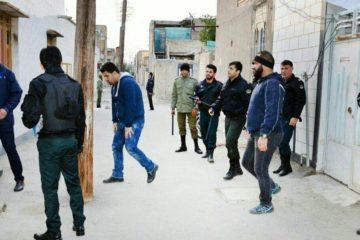 دستگیری عوامل نزاع دسته جمعی در کرمانشاه