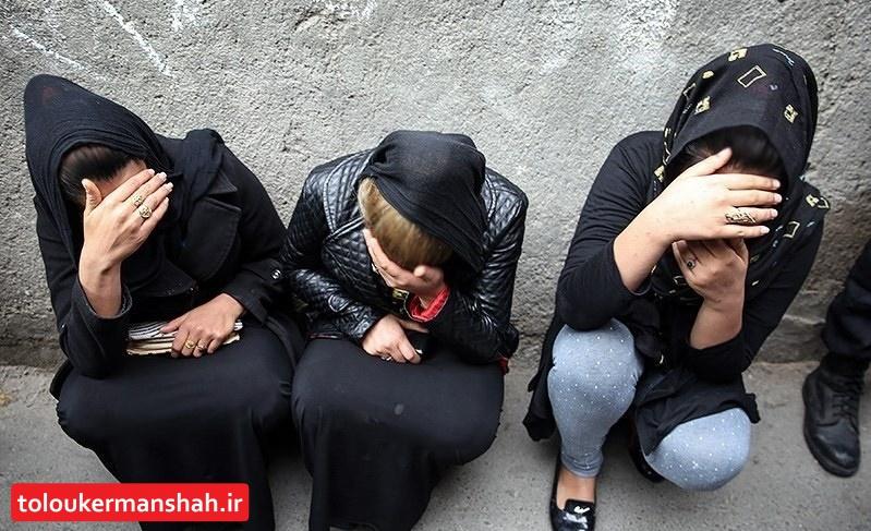 باند خانوادگی قاچاق موادمخدر در کنگاور منهدم شد/ ۳ زن که عضو یک خانواده بودند دستگیر شدند