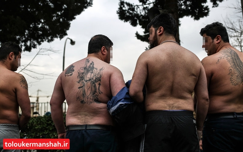 دستگیری ۳۰ نفر از اراذل و اوباش کرمانشاه