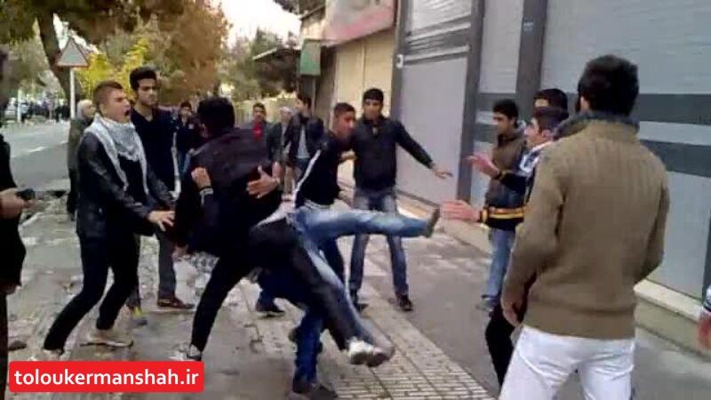 عوامل نزاع دسته جمعی شهرک مسکن با اقتدار پلیس دستگیر شدند