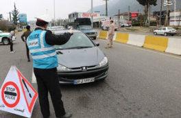 اعمال قانون بیش از ۴۴۰۰ راننده متخلف در استان کرمانشاه