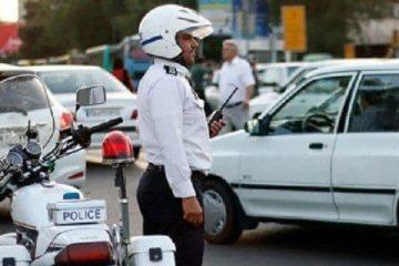محدودیت های ترافیکی پنجشنبه غریبان در کرمانشاه اعمال شد