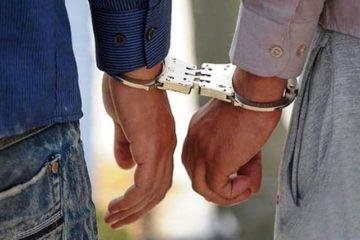  زورگیران خشن در کرمانشاه دستگیر شدند