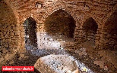 ۳ حمام تاریخی دیگر سنقروکلیایی ثبت ملی میشود