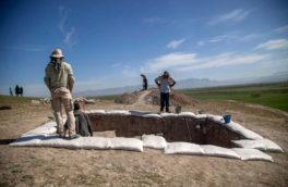 کاوشهای باستانشناسی در قپاق تپه بخاطر کمبود اعتبار متوقف شد