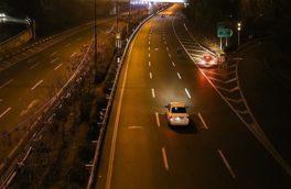 محدودیت تردد شبانه از امشب در کرمانشاه از سر گرفته میشود/ترخیص خودروهای رسوبی در پارکینگ