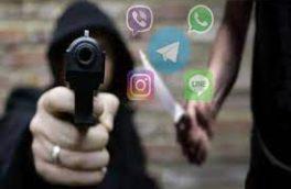  عامل ترویج خشونت و تهدید در فضای مجازی دستگیر شد