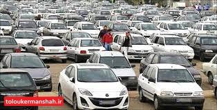 آغاز طرح رفع توقیف خودروهای رسوبی در کرمانشاه