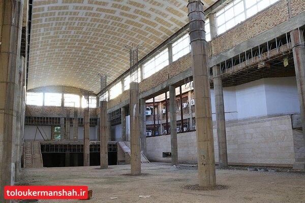 کلان موزه کرمانشاه در مسیر خروج از بن بست!