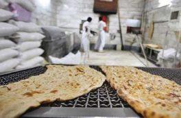 قیمت نان و آرد در کرمانشاه افزایش نداشته است