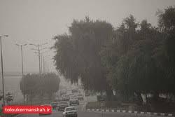 غبار خارجی، مهمان ناخوانده کرمانشاهیها در پایان هفته