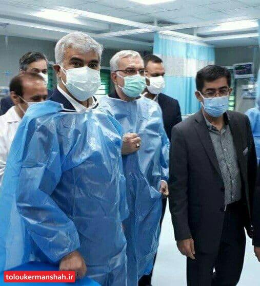 استانهای مرزی عاملی برای تهدید ورود ویروس به کشور/از فردا محدودیت سنی تزریق واکسن کرونا در کرمانشاه برداشته شد