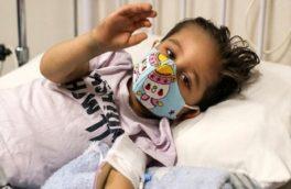 ۵۳ تخت به تختهای بستری بیماران کرونایی اطفال در استان افزوده شد