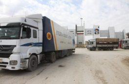 بیش از ۶۰ هزار تن کالا از مرز رسمی پرویزخان صادر شد